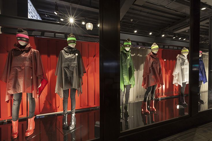checkland kindleysides hunter flagship store designboom