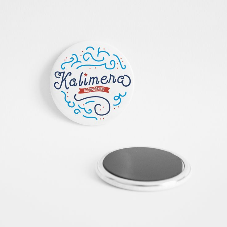 Kalimera via Mess Project. Click on the image to see more! #greece #kalimera
