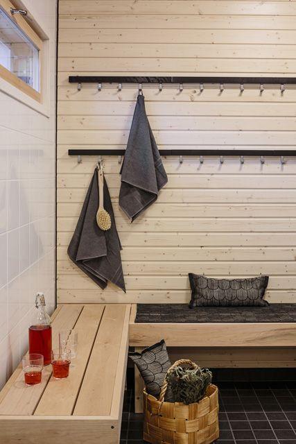 BoKlokin pihasauna, BoKlok sauna. Photo: Skanska Kodit http://www.boklok.fi/