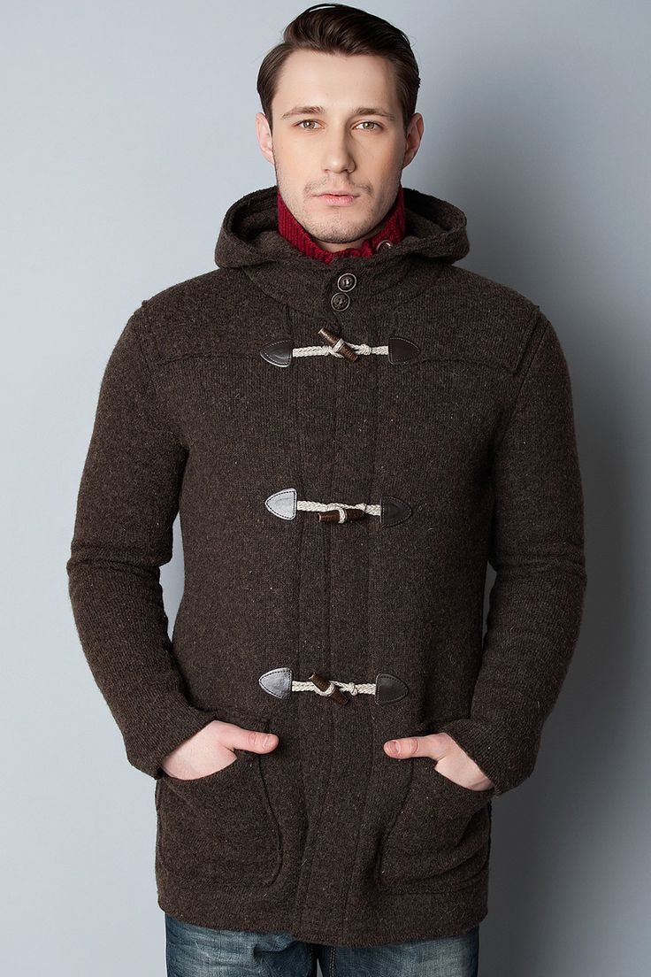 1000  images about Men&39s Duffle &amp Toggle Coats on Pinterest | Wool