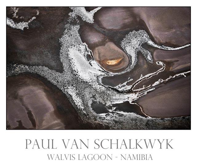 Walvis Lagoon - Namibia