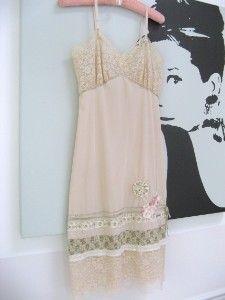 <3: Vintage Wardrobe, Full Vintage, Vintage Slip