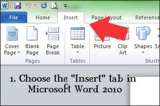 How to Merge Word Documents in Microsoft Word 2010