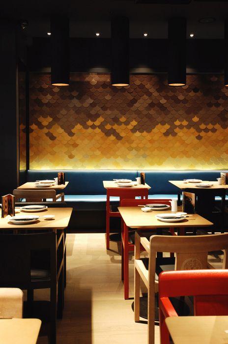 Ping Pong Wembley (London), Multiple restaurant   Restaurant & Bar Design Awards