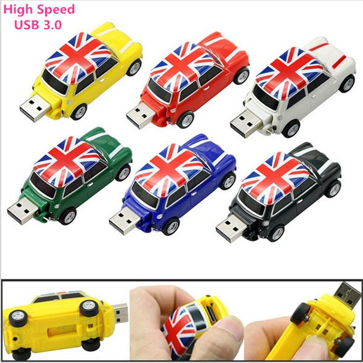 USB 3.0 New elegant England car cool creative Gift usb flash drive memory stick 32GB 8GB 16GB 64GB pendrive usb memory stick #Affiliate