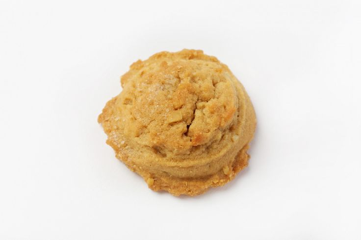 """By tweaking the shape of the classic peanut butter cookie, Dorie Greenspan creates crisp edges and a soft, caky center -- plus """"inexplicably"""" more flavor, she says in her new book."""