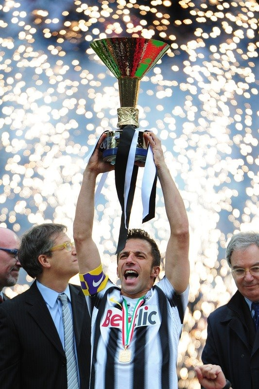 Alessandro Del Piero. One of Juve's greatest legends.