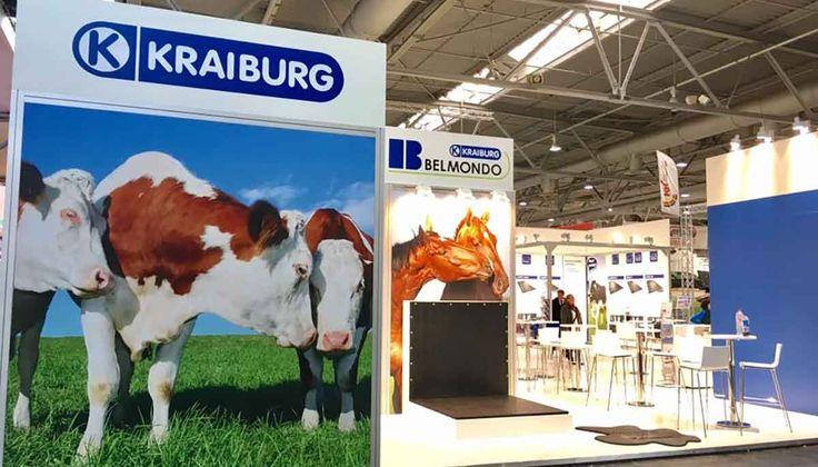 #Digitaldruck gut gelöst! Ort: Eurotier 2016 Hannover! Ausführung über die #Digitaldruck_Agentur ImagePartner...