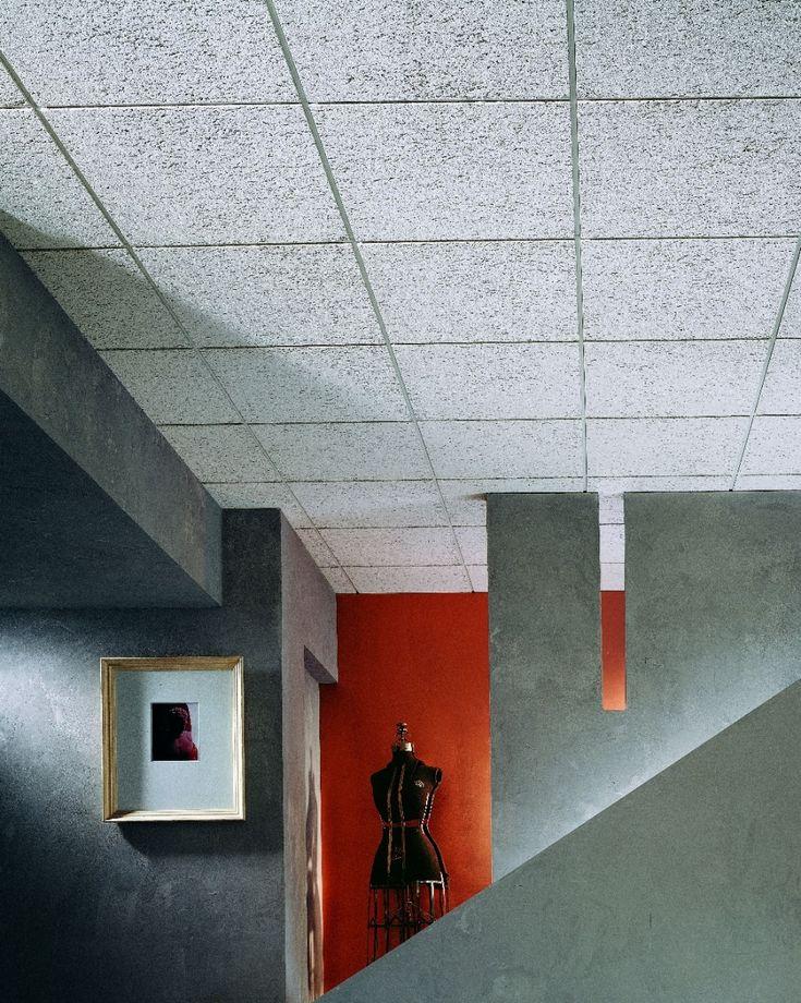 Cgc Fissured Ceiling Tile