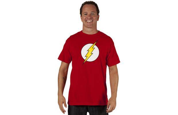 The Flash Costume T-Shirt Get yours here: http://tshirtonomy.com/go/flash-costume