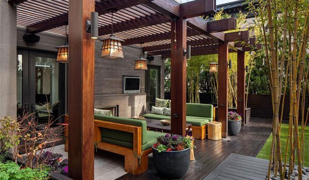 To add some style and flair to your outdoor environment a modern pergola can help as the most systematic tool! Even though the tradition of constructing a pergola dates back to many centuries, today it is still as famous a means of enriching one's environment, as it was at old times. Yet, a modern pergola features quite several functional advantages that … Continue reading Pergola Designs That Will Enhance Your Outdoor Space →