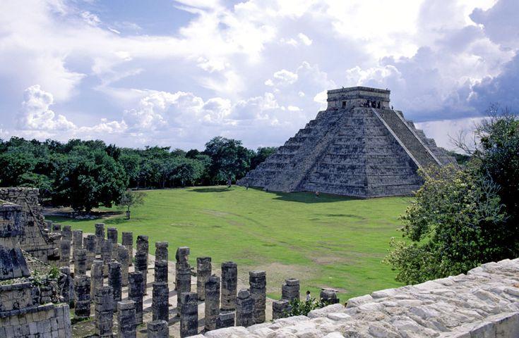Chichen_Itza_CB Mexico Travel Adventure