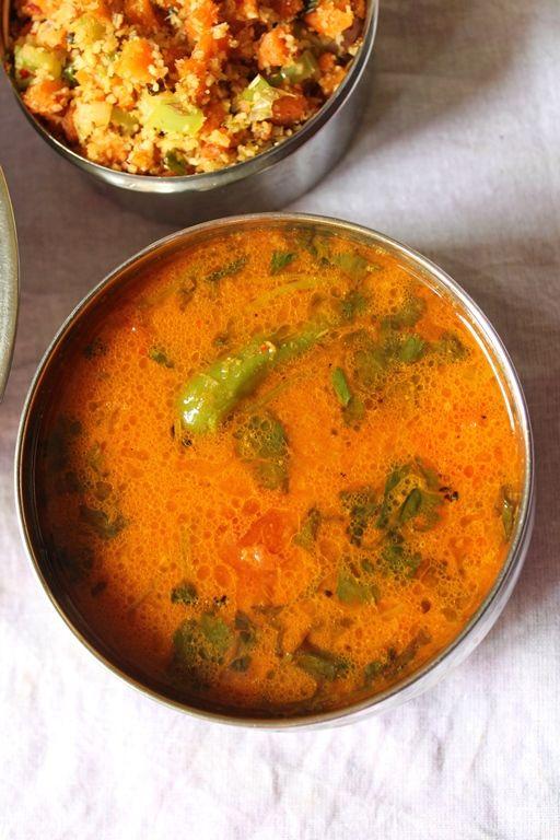 Andhra Tomato Rasam Recipe