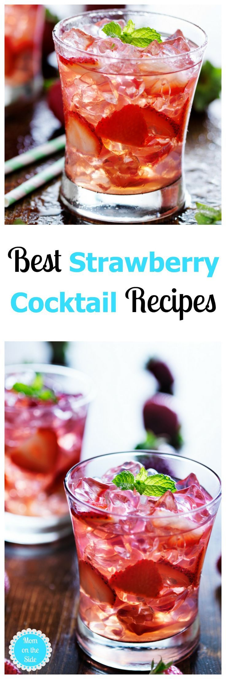 Best Strawberry Blonde Hair Color Shades: Best 25+ Strawberry Cocktails Ideas On Pinterest