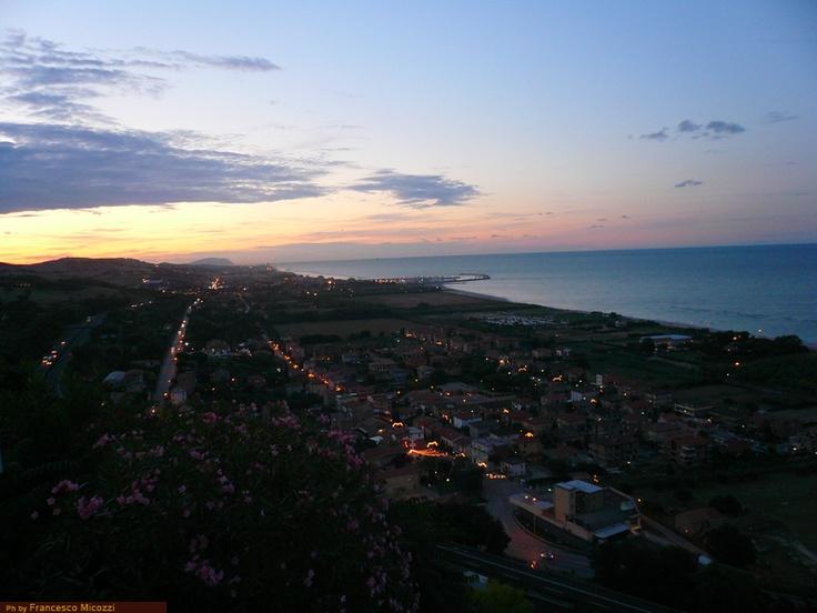 Guida turistica delle marche: provincia di Macerata, monte conero, marche landscape, nature, marche region, travel, italy