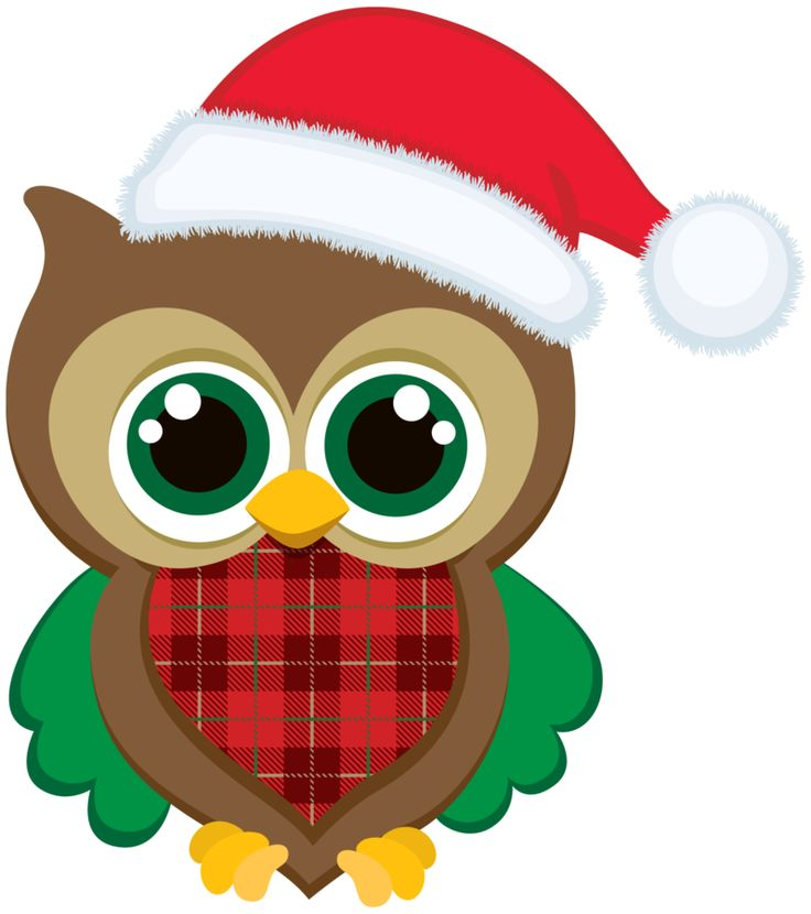 1090 best scrapping images images on pinterest christmas owl clip art black and white Merry Christmas Owl Clip Art