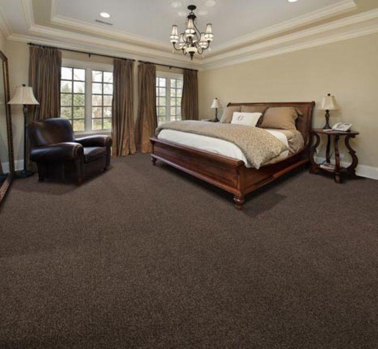 Dark Chocolate Espresso Coffee Carpet Brown Carpet