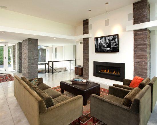 Room Arrangement Tv FireplaceFireplace ModernWall FireplacesLiving