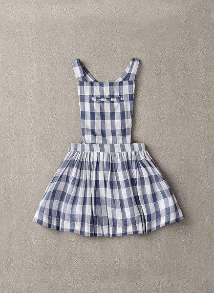 Nellystella | Ella Dress in Checker  $120
