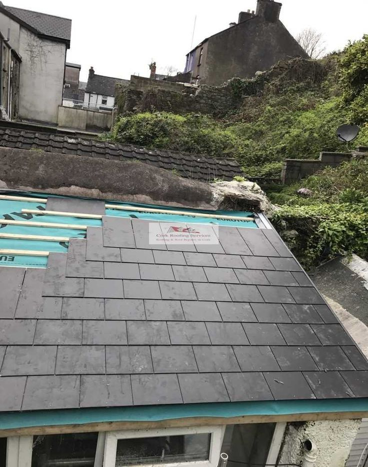 Slate Roofing Builders in Cork