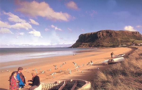 Godfreys Beach, Stanley Tasmania