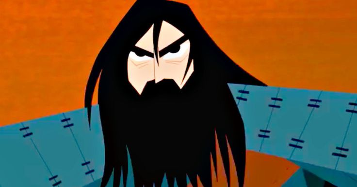 First Samurai Jack Season 5 Clip Has Jack on a Rampage -- Jack is old, grizzled and on an all-out rampage against some bug robots in a sneak peek at Samurai Jack Season 5. -- http://tvweb.com/samurai-jack-season-5-video-clip/