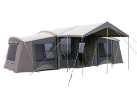 Coleman Aspiring Canvas Tent - Outdoor Action Online Store Love it.  sc 1 st  Pinterest : coleman villa del mar tent - memphite.com
