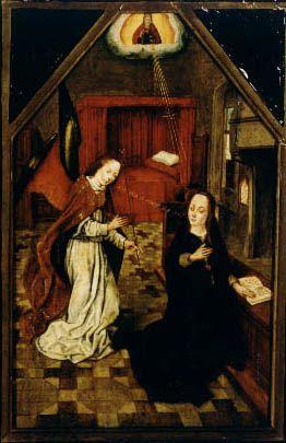 c. 1460 | Dieric Bouts (atribuido) | Fundação Cultural Ema Gordon Klabin, S. Paulo