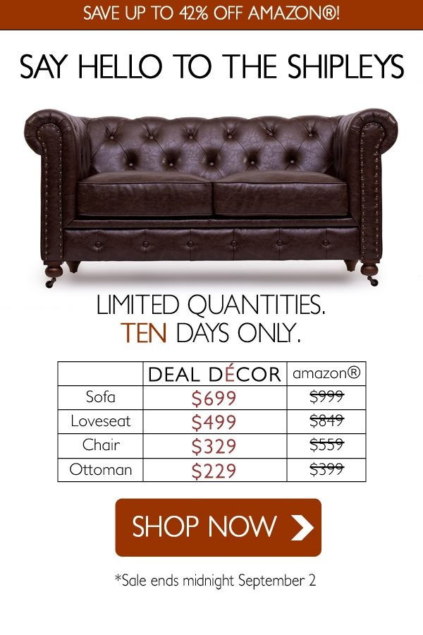 Where Have You Seen A Better Deal? Http://dealdecor.com/