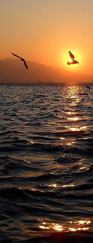 Sunset_Alsancak,Izmir,Turkey