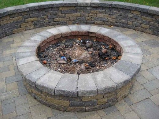 Here are some great tips for constructing your own fire pit safely and according to code.