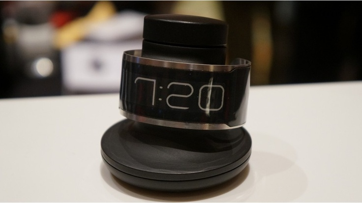 Thinnest Watch of the World with ePaper display