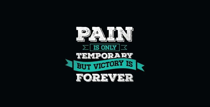 No pain, no gain!  #motivation #success #victory #quote #life #pain #happiness