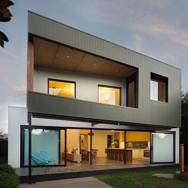 Exterior Cladding Design Ideas: Home Decor In 2019