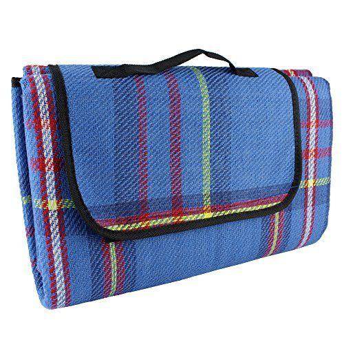 #beachaccessoriesstore Ezyoutdoor Picnic Mat blanket Pad Waterproof Outdoor Mat Beach MAT Festival Cushion Pad for… #beachaccessoriesstore