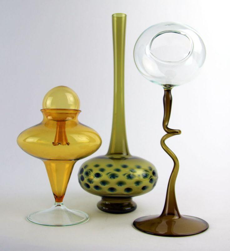 194 besten glas gl ser vasen bilder auf pinterest. Black Bedroom Furniture Sets. Home Design Ideas