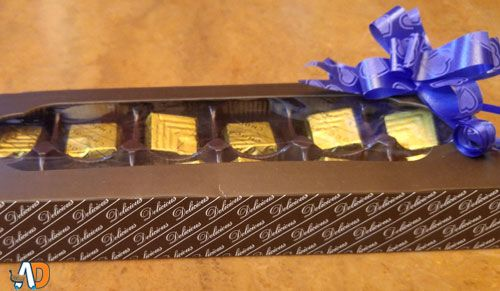 12 pieces assorted chocolate packing in Just Rs.99.