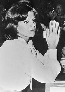 Christina Onassis-- (11 December 1950 – 19 November 1988) was an American-born Greek/Argentine businesswoman, socialite, and heiress to the Onassis fortune. She was the only daughter of Aristotle Onassis and Athina Livanos.