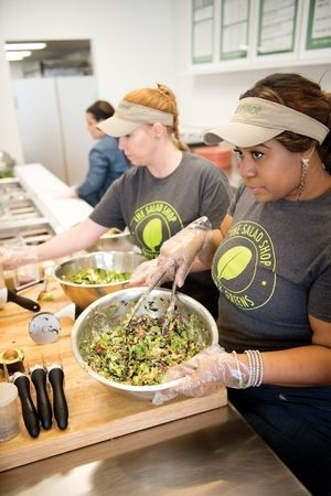 The Top 20 #Healthy Eateries in Baton Rouge!