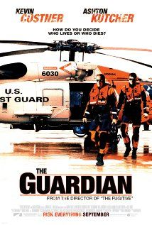"""The Guardian - A high school swim champion with a troubled past enrolls in the U.S. Coast Guard's """"A"""" School, where legendary rescue swimmer Ben Randall teaches him some hard lessons about loss, love, and self-sacrifice."""