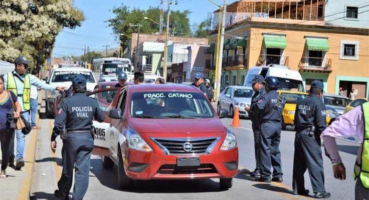 En un esfuerzo conjunto la Sevitra, la SSPO a través de la Policía Vial Estatal y la Comisaría de Seguridad Pública del Municipio de Oaxaca de Juárez avanzan en el Plan de Reordenamiento al Transporte Público.