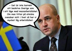 Är inte Reinfeldt egentligen Sverigedemokrat?