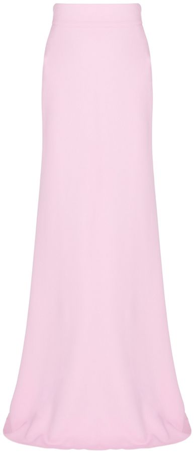rose maxi skirt