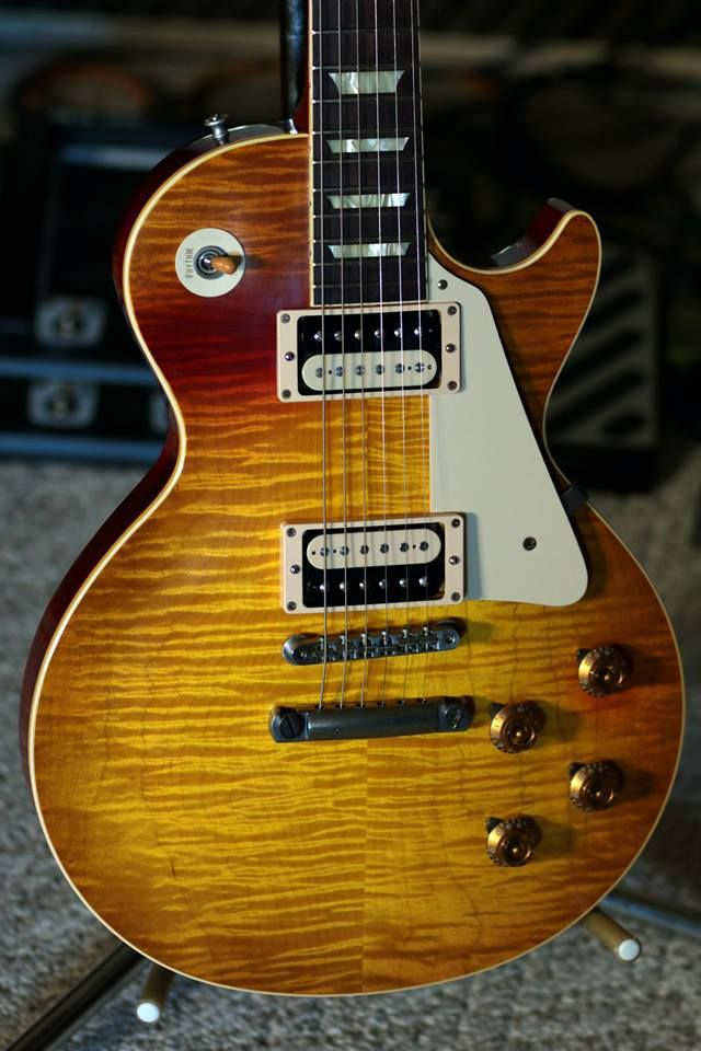 "My Gibson Collector's Choice #16 Ed King ""Redeye"" '59 Les Paul"