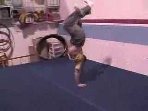 Extreme Martial Arts Flip Video - YouTube
