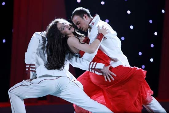 EuroVision 2012 – Cast Your Votes, For The Best Dressed Country