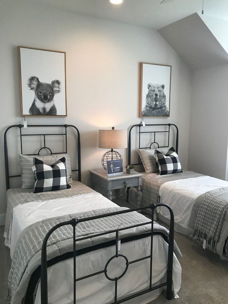 41 Classy Bedrooms Twin Beds Ideas For Small Rooms Classy