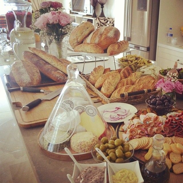Baby Shower Sandwiches, Food For Baby Shower And
