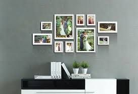 Image result for how to display wedding photos at home