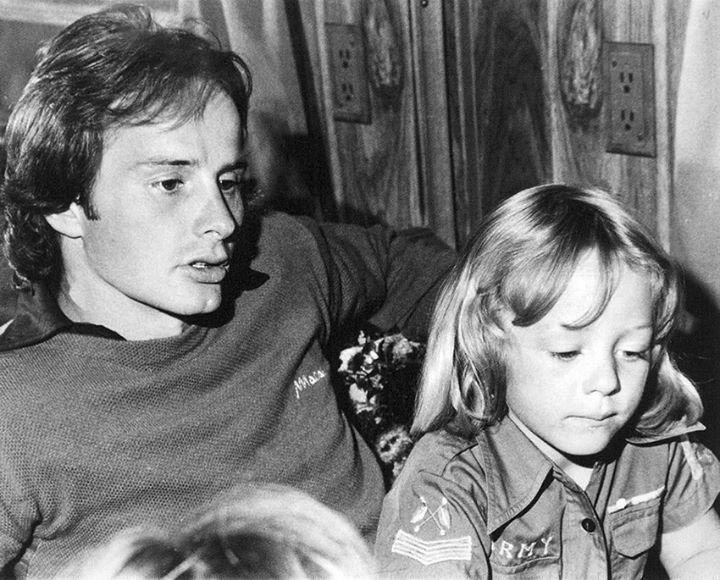 f1 Gilles & Mélanie Villeneuve.